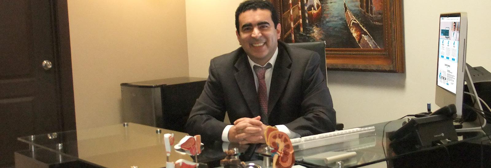 Dr. José Salim Daabub Hasbún